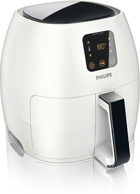 Philips Avance Airfryer XL HD9240/30 - Hetelucht friteuse - Wit