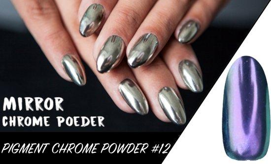 Bol.com | Mirror Chrome Powder - Nagel Poeder Pigment #12