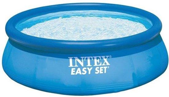 Intex Opblaaszwembad 305 X 76 Cm Pvc Blauw