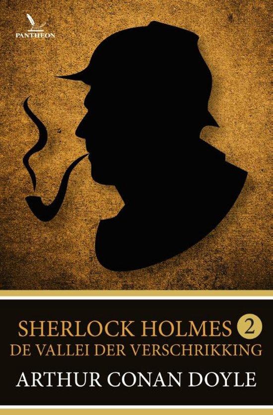 Sherlock Holmes 2 - De vallei der verschrikking