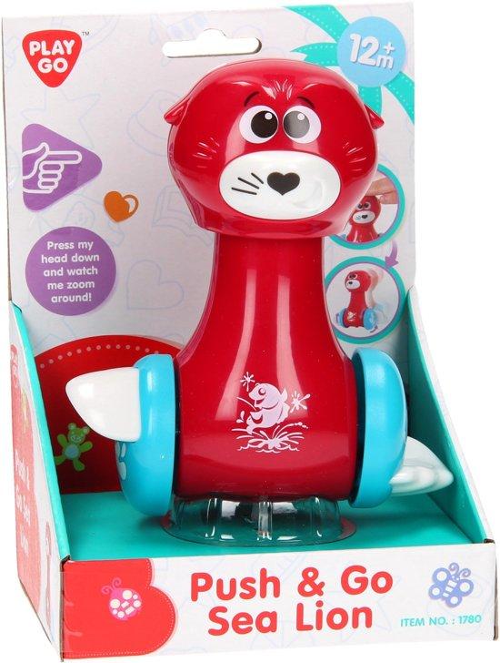 Playgo Push & Go Zeeleeuw