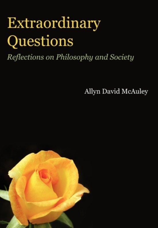 Extraordinary Questions