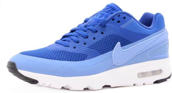 Nike Air Max Ultra Blauwe Damesschoenen Sneakers Maat: 37.5