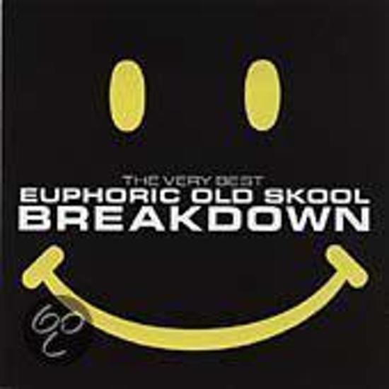 Bolcom The Very Best Euphoric Old Skool Breakdown Various Cd