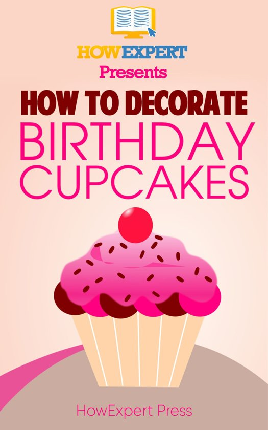 Pleasing Bol Com How To Decorate Birthday Cupcakes Your Step By Step Funny Birthday Cards Online Inifofree Goldxyz