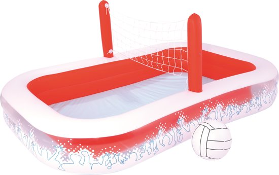 254x168x97 Inflate-A-Volley Pool