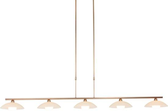 bol steinhauer aleppo hanglamp 5 lichts halogeen brons
