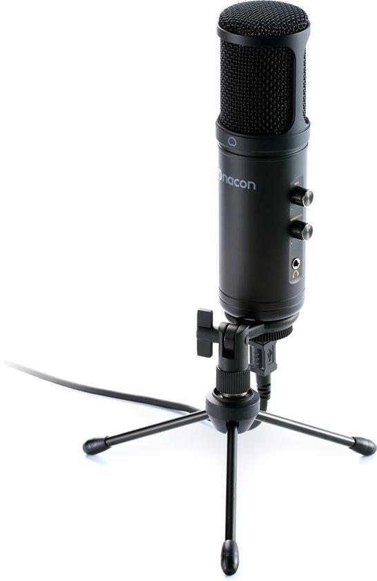 Afbeelding van Nacon PCST-200MIC Gaming/Streaming USB Microfoon