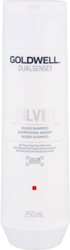 SALE Goldwell Dualsenses Silver Refining Silver Shampoo Grijs/Blond Haar 250ml
