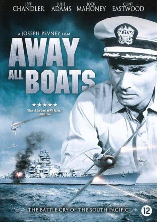 Cover van de film 'Away All Boats'