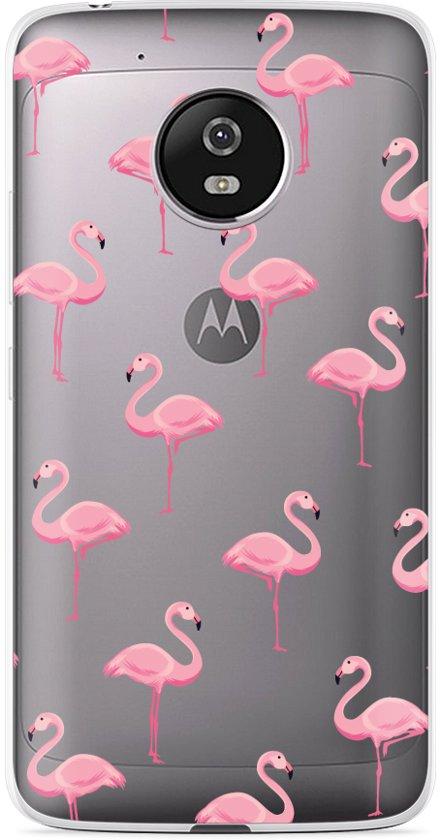 Cas Flamant Design Tpu Pour Motorola Moto G5 UgYvx