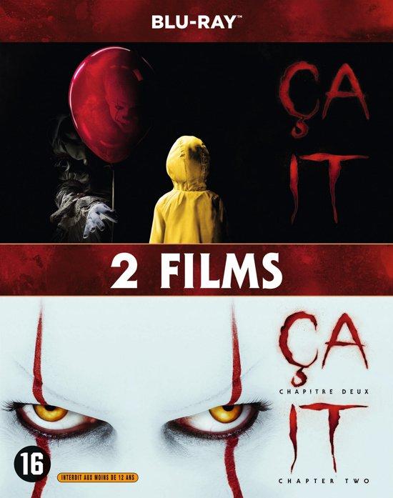 Afbeelding van IT Chapter 1 & 2 (Blu-ray)