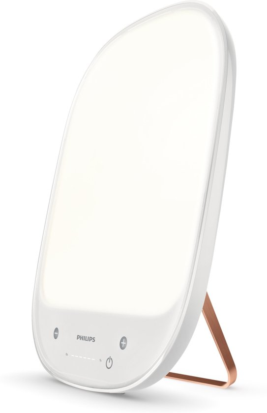 Philips HF3419/01 EnergyUp - Energylight / Energielamp - Wit