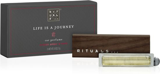 RITUALS Life is a Journey autoparfum Samurai Car Perfume - 6 ml