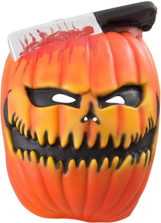 Pompoen Masker XXL
