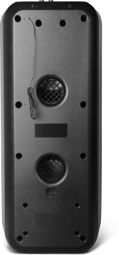 MEDION® LIFEBEAT® P67013 draadloze Bluetooth Party Speaker