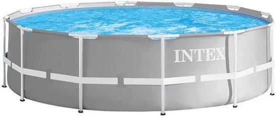 Intex Prism Frame zwembad 366 x 99 cm (met reparatiesetje)