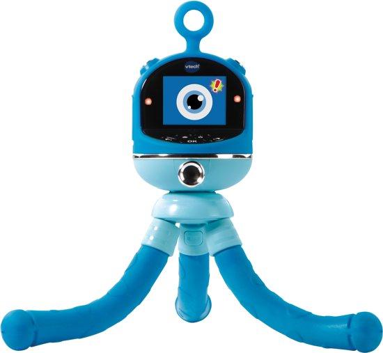 VTech Kidizoom Flix Blauw - Robotcamera