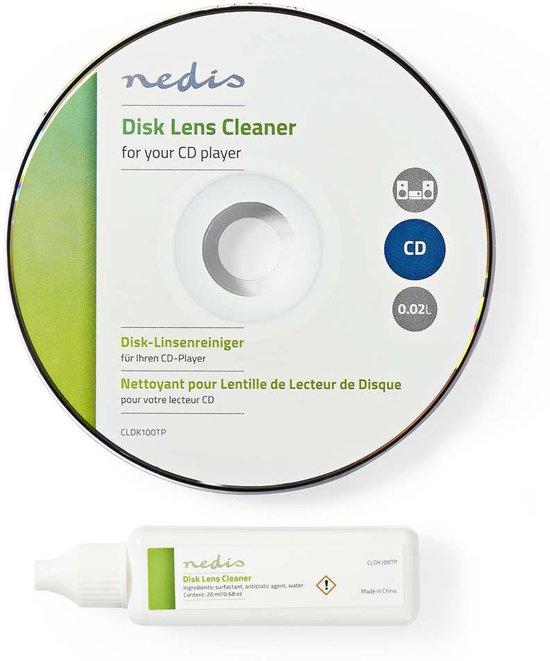 Disc Lens Cleaner | CD | 20 ml