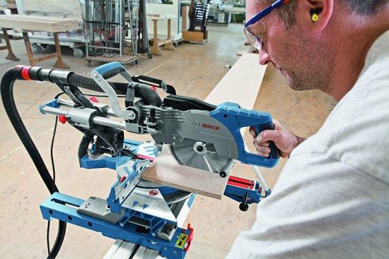 Bosch Professional GCM 8 SJL Afkortzaag - Met afkortfunctie - 1600 Watt