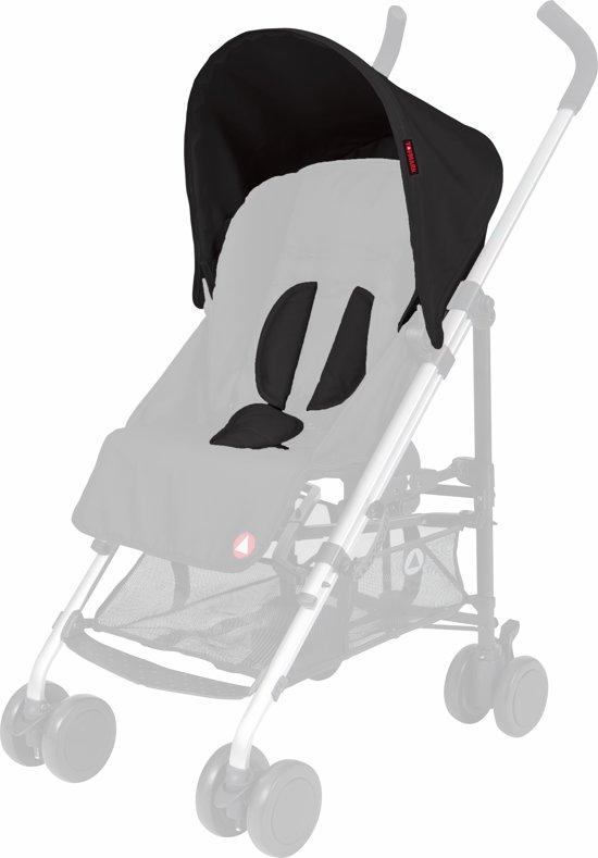 Topmark - Colour Pack voor de Lucca Buggy - Zwart