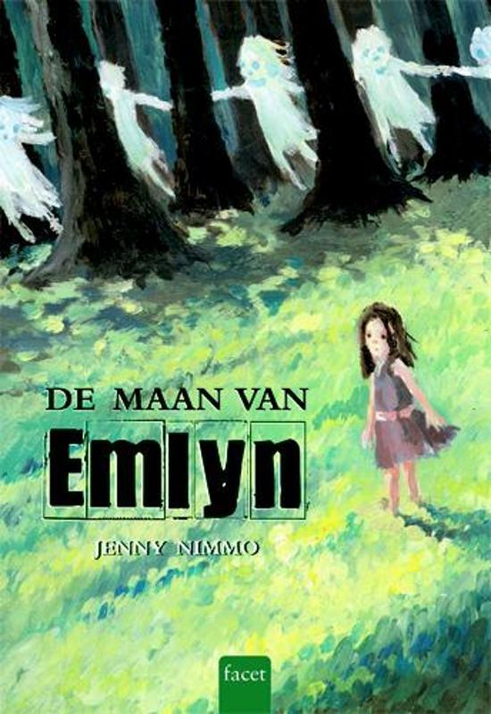 Cover van het boek 'De maan van Emlyn' van Jenny Nimmo