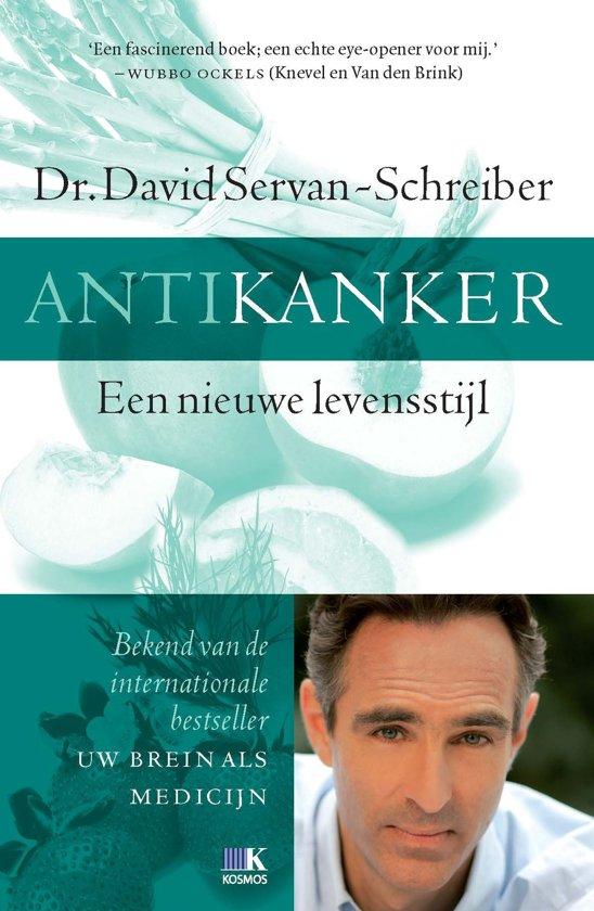 Boek cover Antikanker van David Servan-Schreiber (Onbekend)
