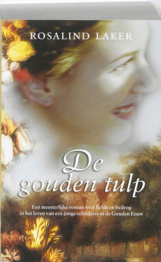 De gouden tulp - Voorkant