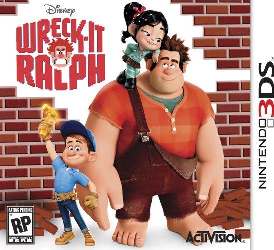 Wreck-It Ralph - 2DS + 3DS kopen