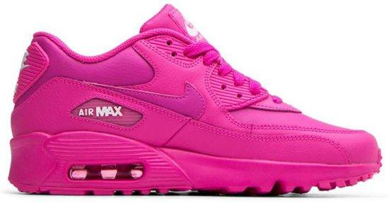 | Nike Air Max 90 Leather Sneaker Junior Sneakers