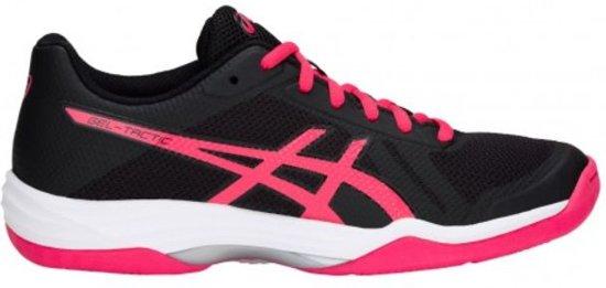 2952ef3d810 bol.com | ASICS Gel Tactic zwart roze volleybalschoenen dames