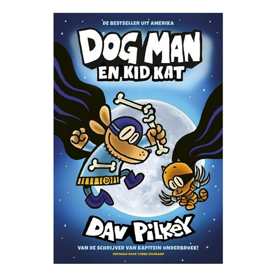 Dog Man - Dog Man en Kid Kat
