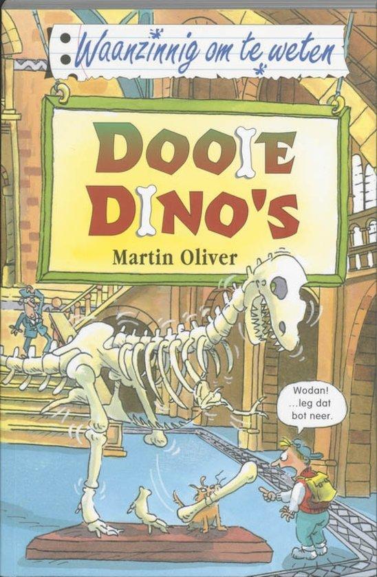 Hibba Boek Waanzinnig om te wetenDooie dino's