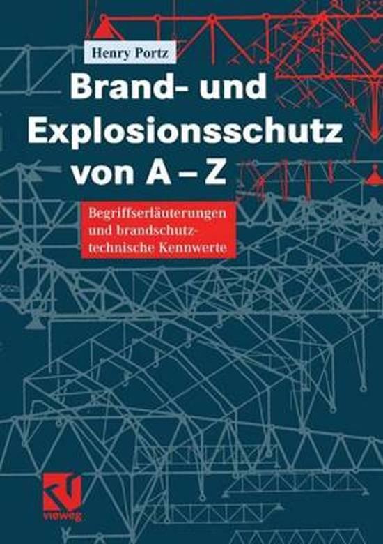 Brand- Und Explosionsschutz Von A-Z