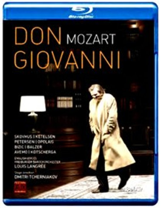 Mozart: Don Giovanni (Bd)