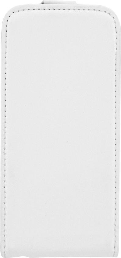 Mobiparts Premium Flip Case LG L Bello White in Xhendelesse