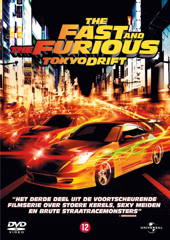 The Fast And The Furious 3: Tokyo Drift