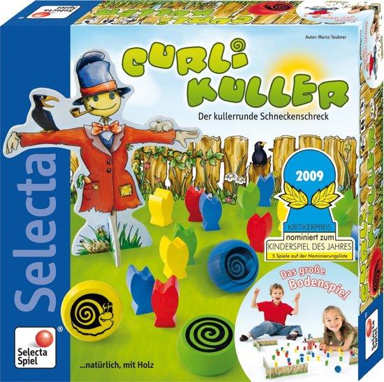 Afbeelding van het spel Curli Kuller - Indoor Actiespel