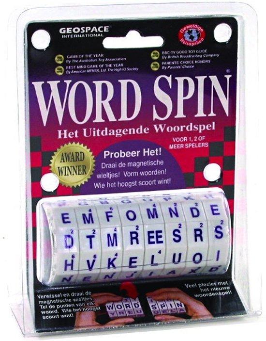 Afbeelding van het spel Word Spin (NL)
