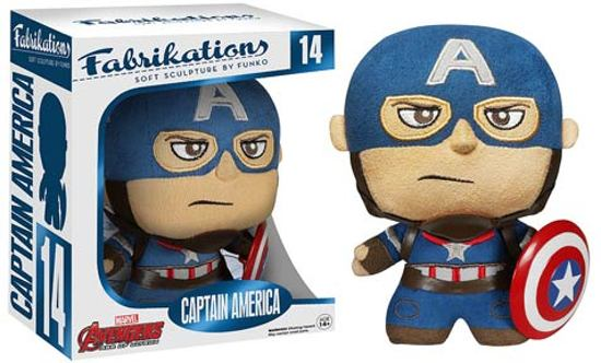 Funko Pop! Fabrikations Avengers Age Of Ultron Captain America - Verzamelfiguur