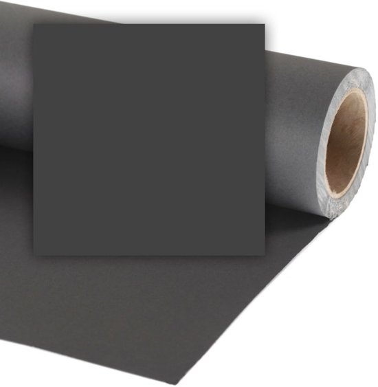 Colorama 668 Black 1,72x11m