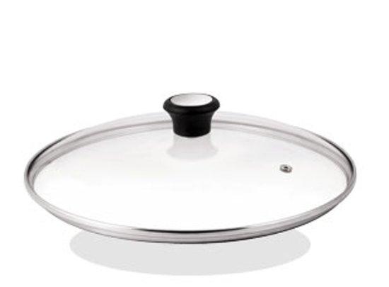 Tefal Glazen Deksel 28 cm