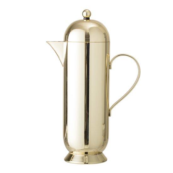 Bloomingville koffiepot in goud