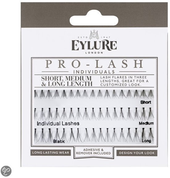 Eylure Individual Lashes - Large - Nepwimpers