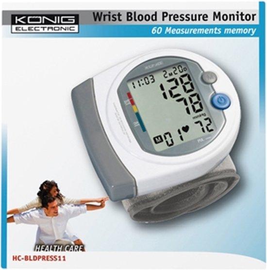 König HC-BLDPRESS11 bloeddrukmeter