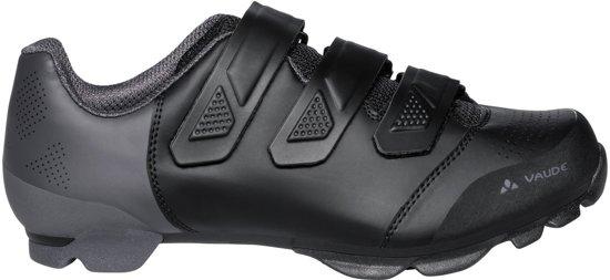 Chaussures Noir Vaude Pour L'été Avec Fermeture Velcro Pour Les Femmes imrGA
