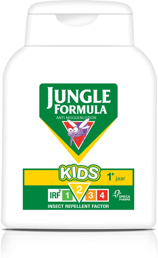 Jungle Formula Kids Lotion - 125 ml