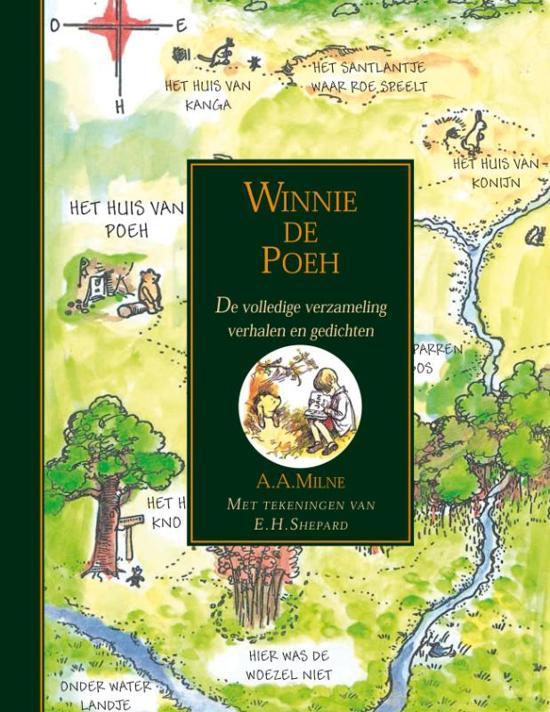 Boek cover Pooh Complete van Andrew Grey (Hardcover)