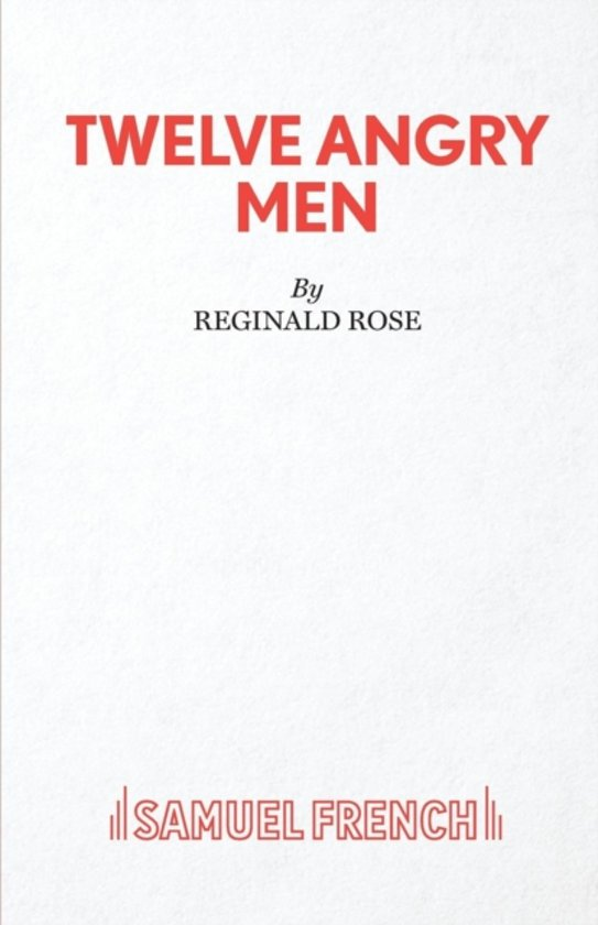 how a persons surroundings can influence him in reginald roses book 12 angry men