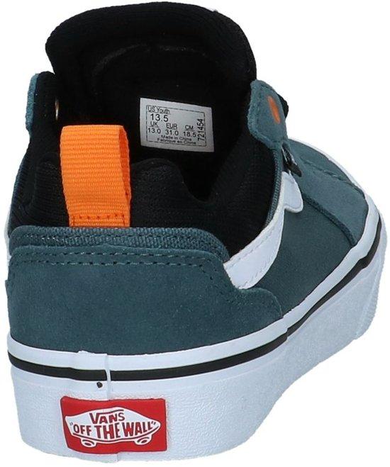 4fbcdd7c766 Skate Vans Weather Canvas Sneakers Suede Maat 32 Stormy Jongens  Grijs;grijze white Filmore wTqwC1F
